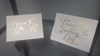 Amusing (a little naughty) notecards