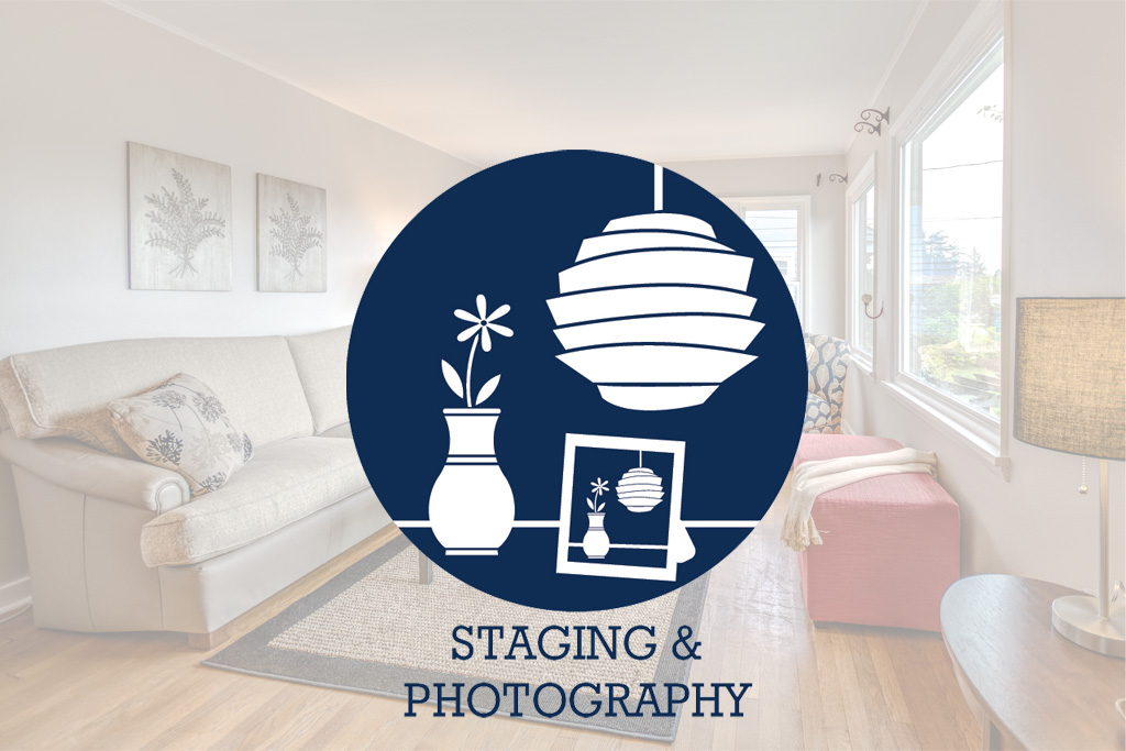 Staging and photography