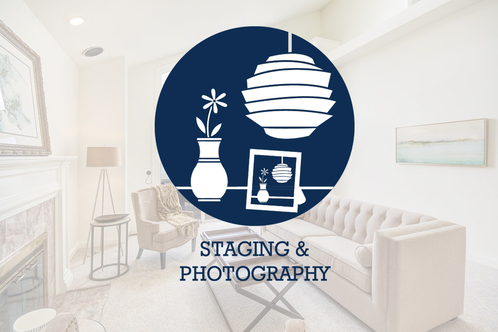 Staging and PHotograhpy